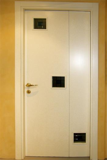 Porta pieghevole 1 3 2 3 ap infissi - Porta pieghevole ...
