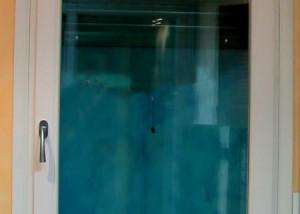 finestra con cassonetto copriavvolgibile