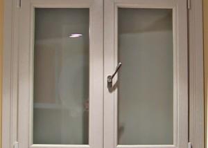 finestra laccato bianco